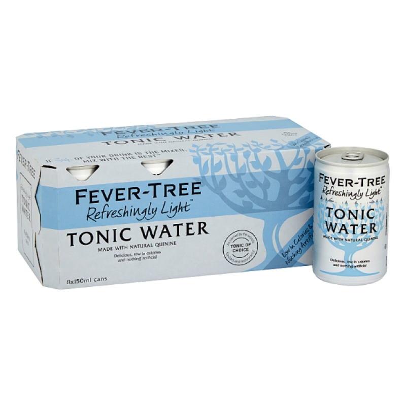 Fever Tree Light Tonic