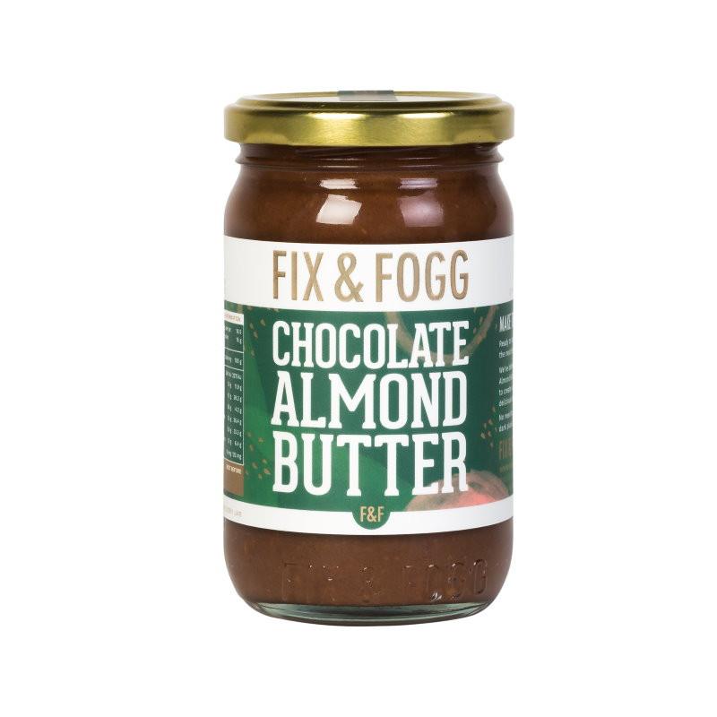 Fix & Fogg Chocolate Almond Butter