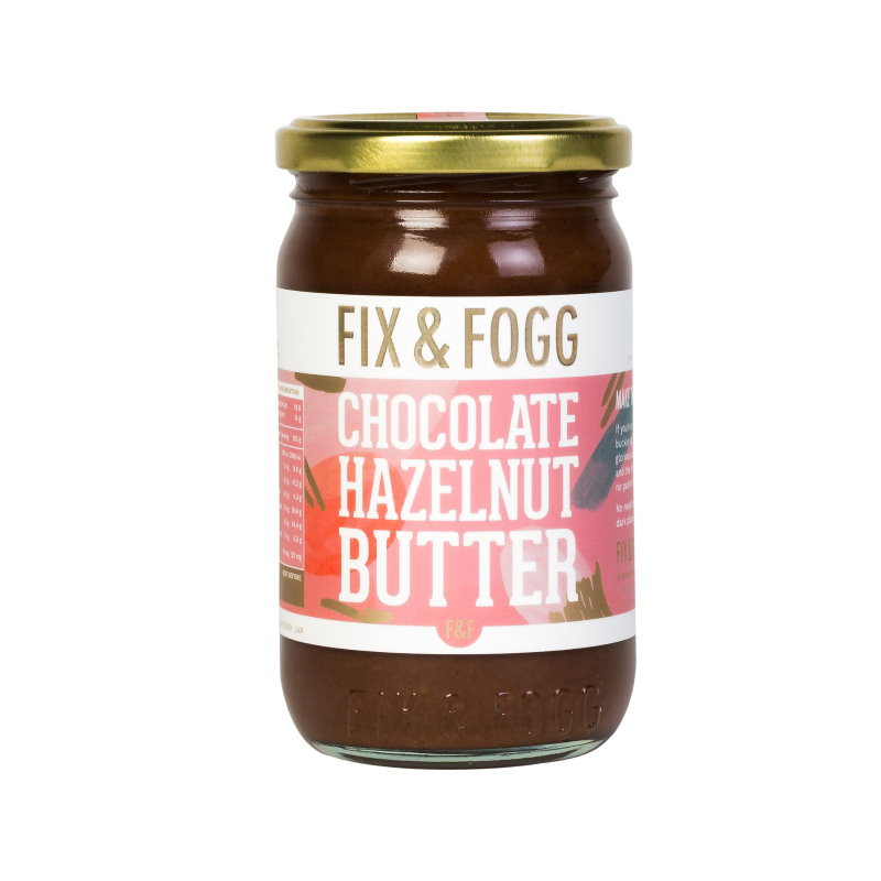 Fix & Fogg Chocolate Hazelnut Butter