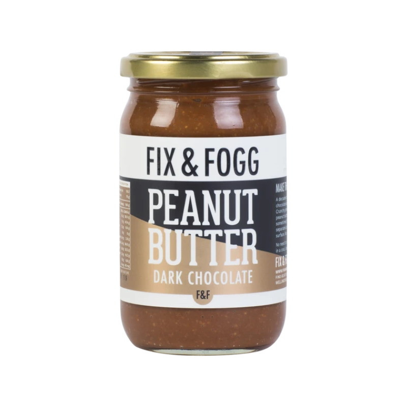 Fix & Fogg Dark Choc Peanut Butter