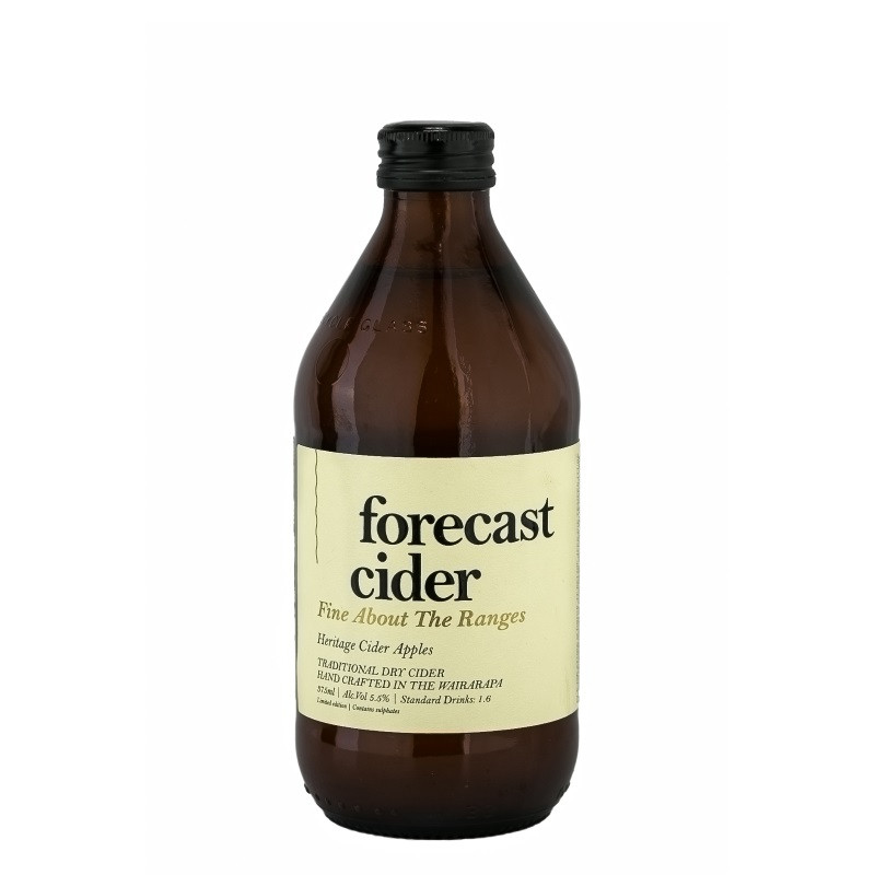 Forecast Cider Fine About the Ranges
