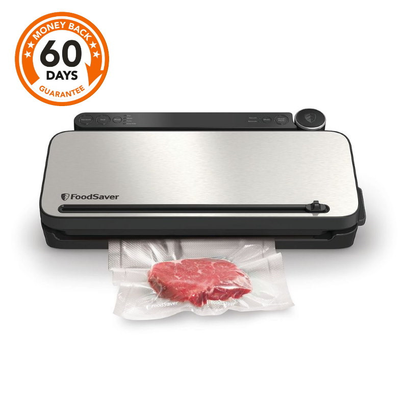 FoodSaver Controlled Multi Seal