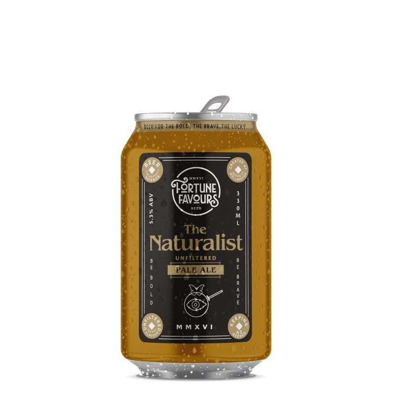 Fortune Favours Naturalist Pale