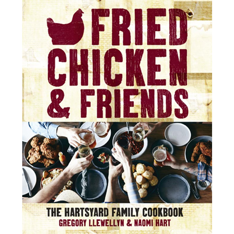 Fried-Chicken+Friends-Cover