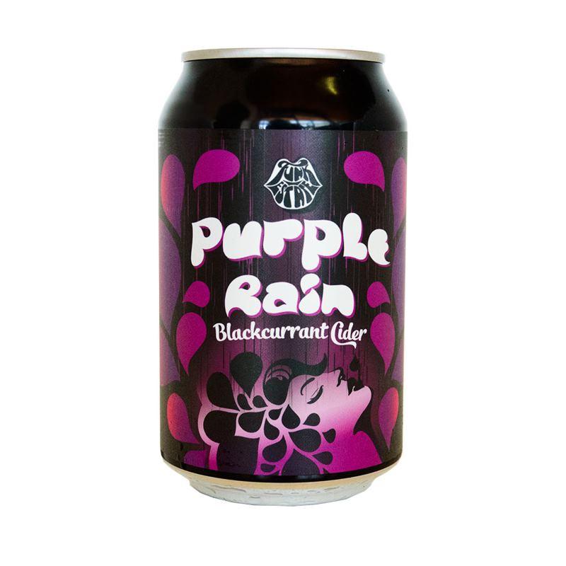 Funk Estate Purple Rain Blackcurrant Cider