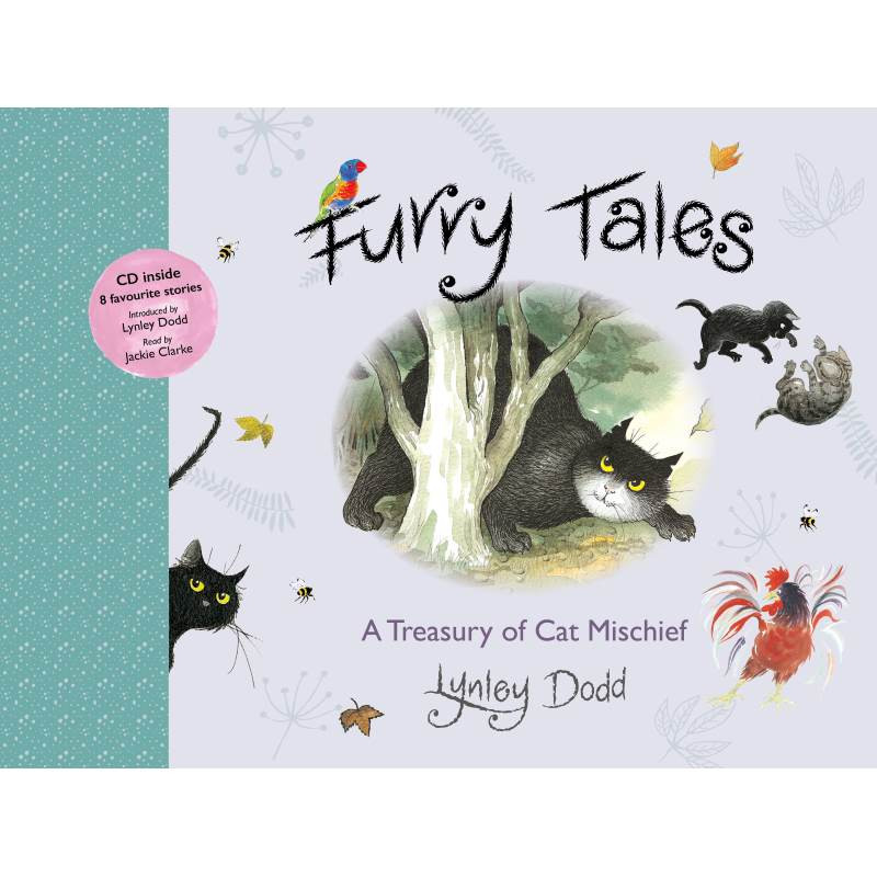 Furry Tales - A Treasury of Cat Mischief