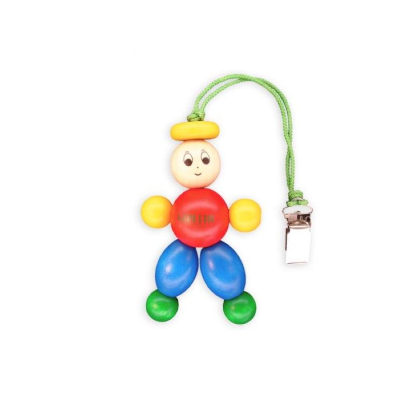 Gepetto Mini Clip Doll Boxed