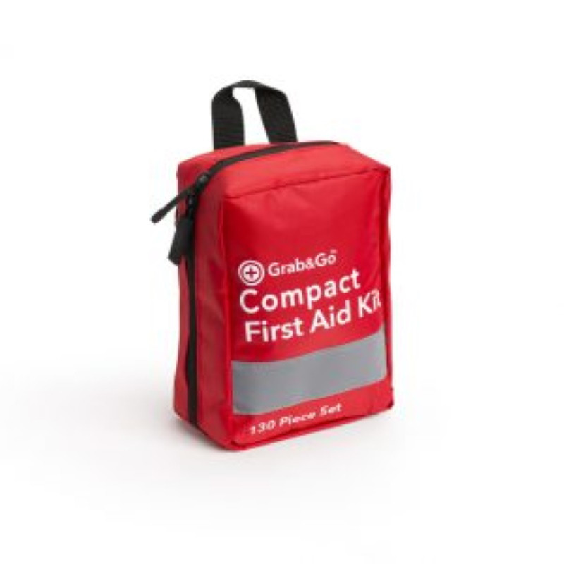 Grab & Go Compact First Aid Kit