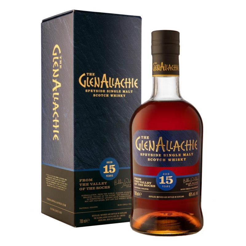 The Glenallachie 15 Year Old Single Malt Scotch Whisky