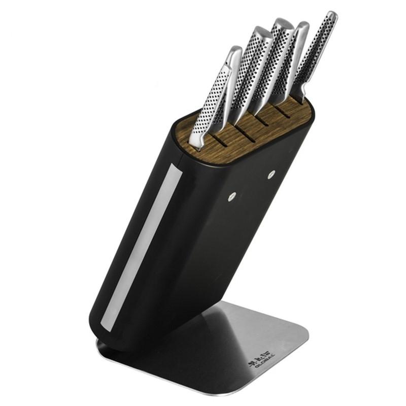 Global Hiro 7 Piece Knife Block