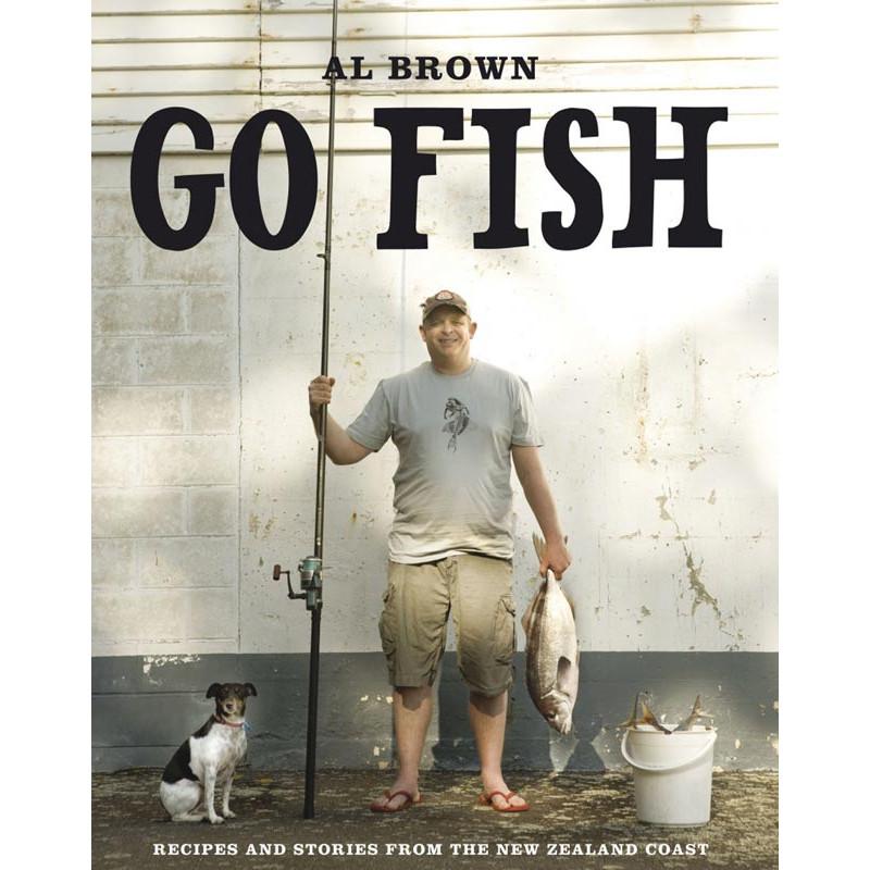 Go-Fish-Al-Brown-Cover