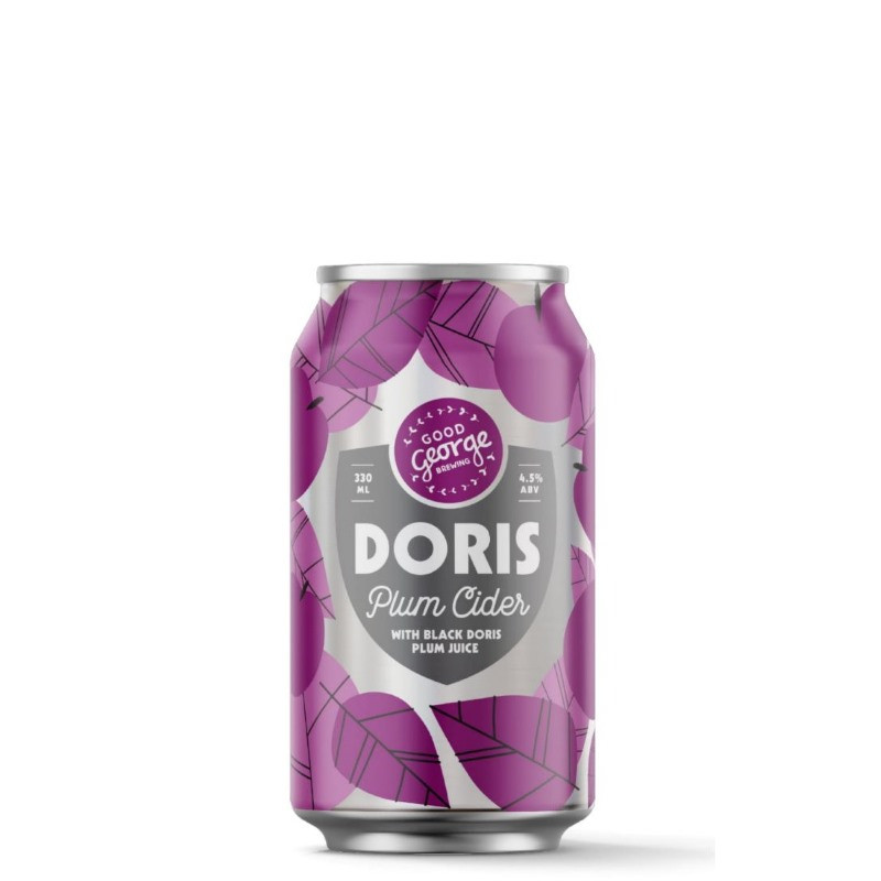 Good George Doris Cider