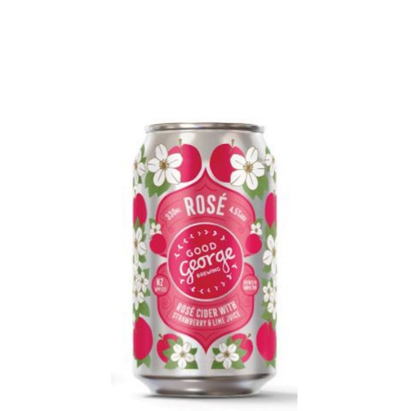Good George Rose Cider