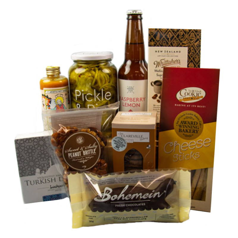 Gourmet Gift Pack Wellington Gift Bag
