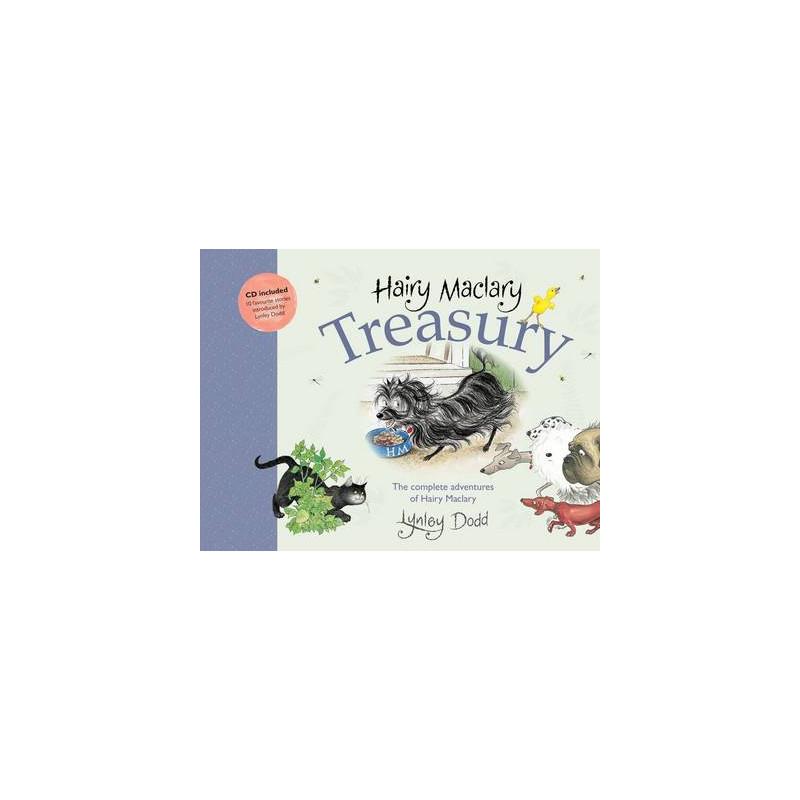 Hairy Maclary Treasury by Dame Lynley Dodd