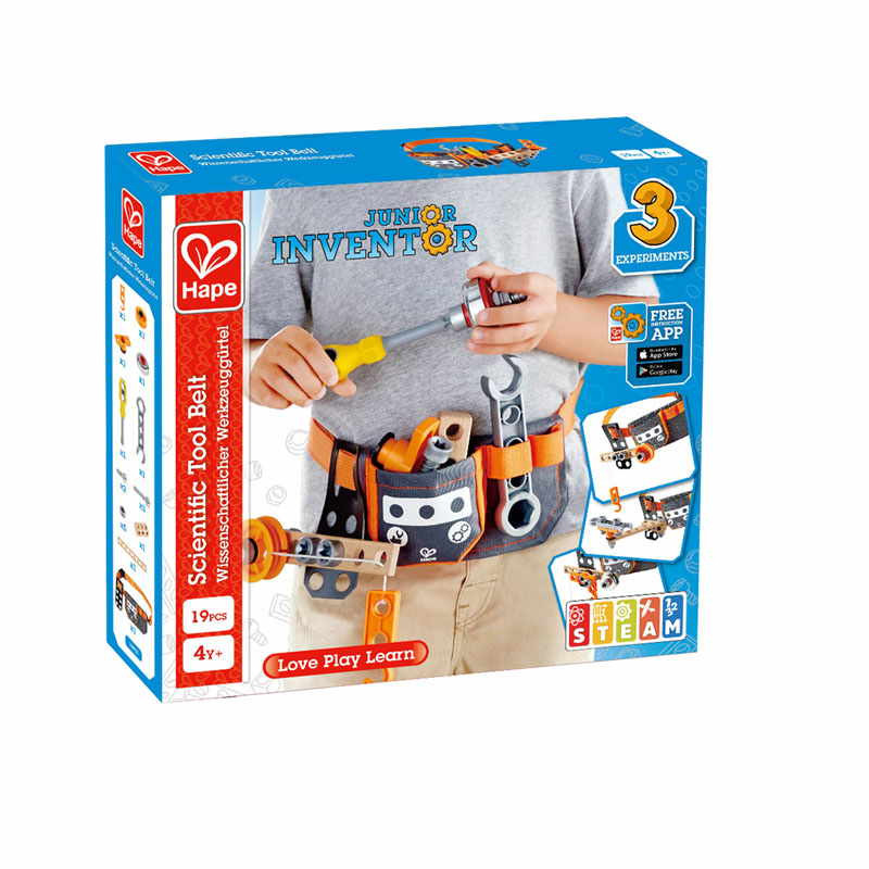 Hape Scientific Tool Belt