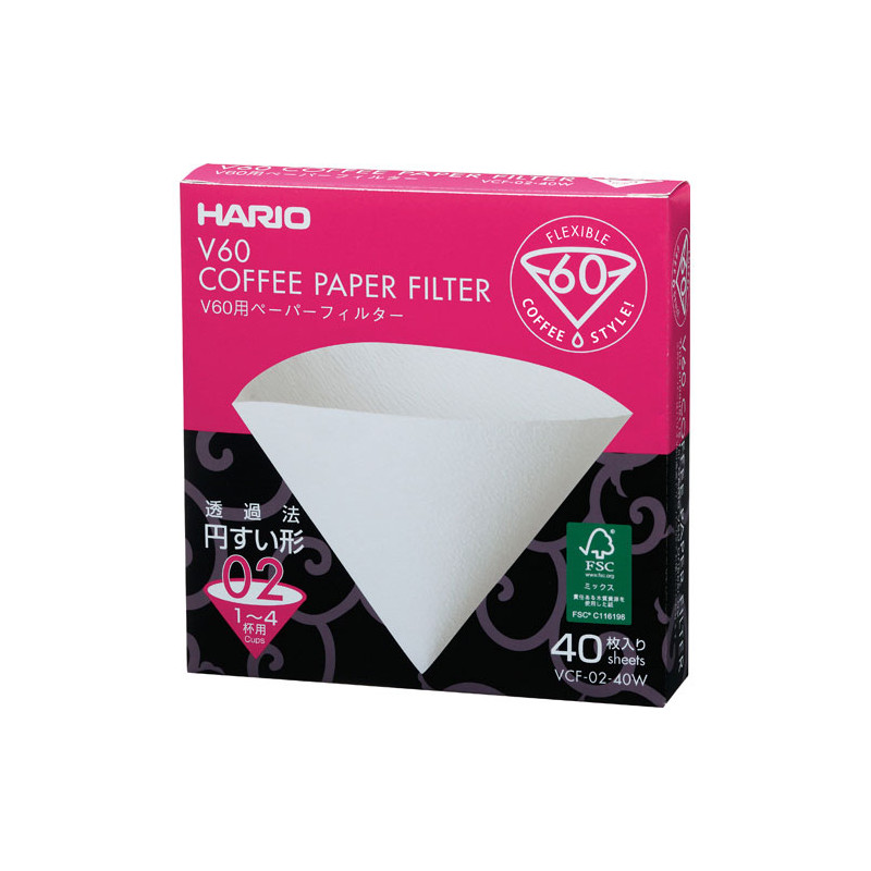Hario-40-Papers-V60-Dripper