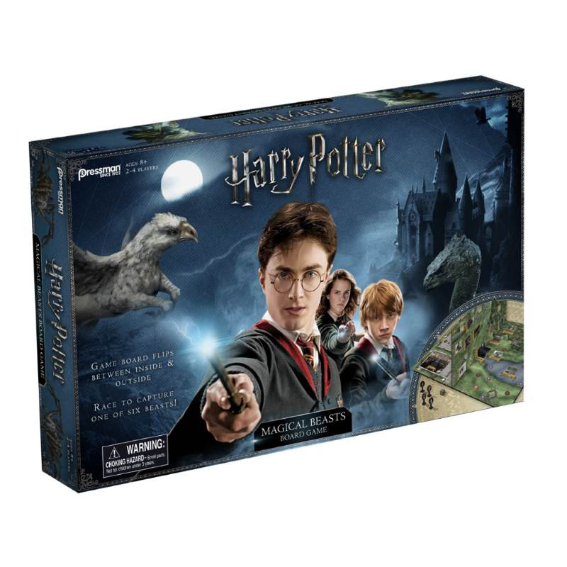 Harry Potter Magical Beast Board Game
