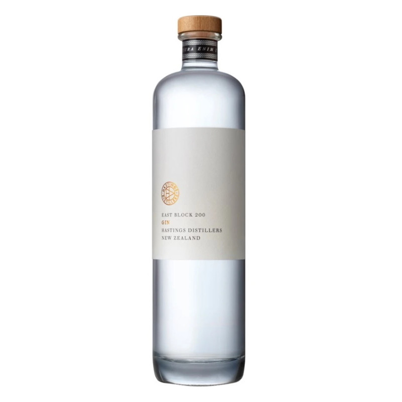 Hastings Distillers East Block Gin