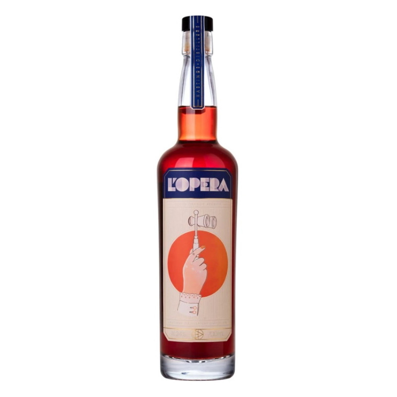 Hastings Distillers L'Opera Bitter Orange Aperitif
