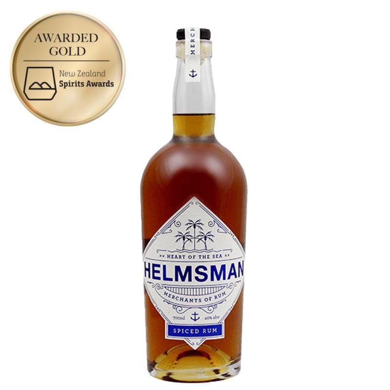 Helmsman Spiced Rum