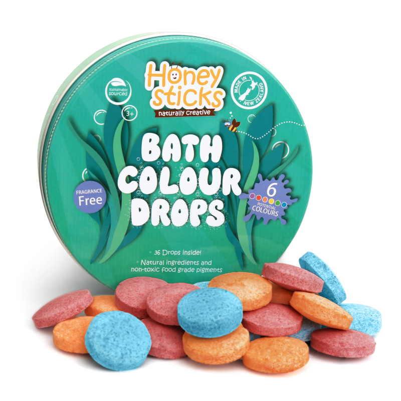 Honey Sticks Bath Colour Drops