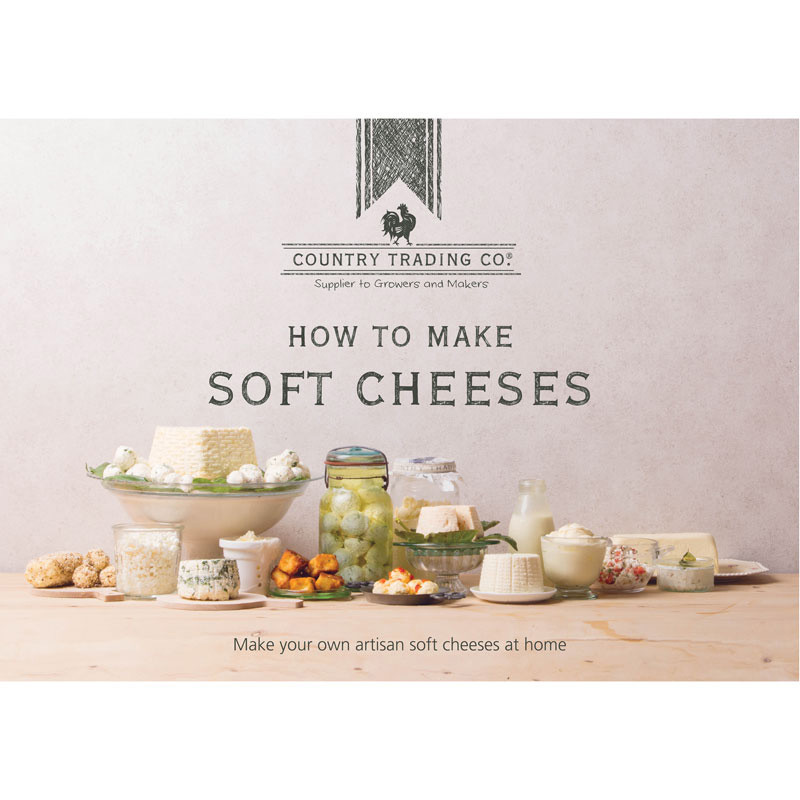Country Trading How to Make Soft Cheese