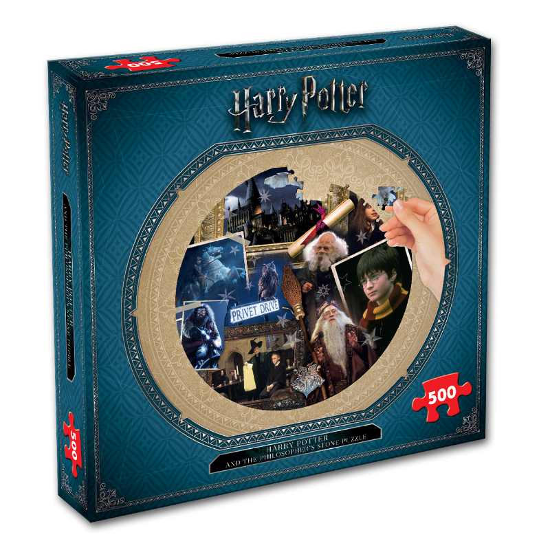 Harry Potter Philosopher's Stone Puzzle