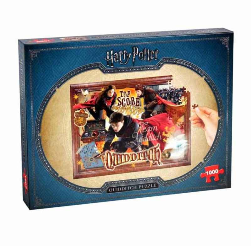 Harry Potter Quidditch Puzzle