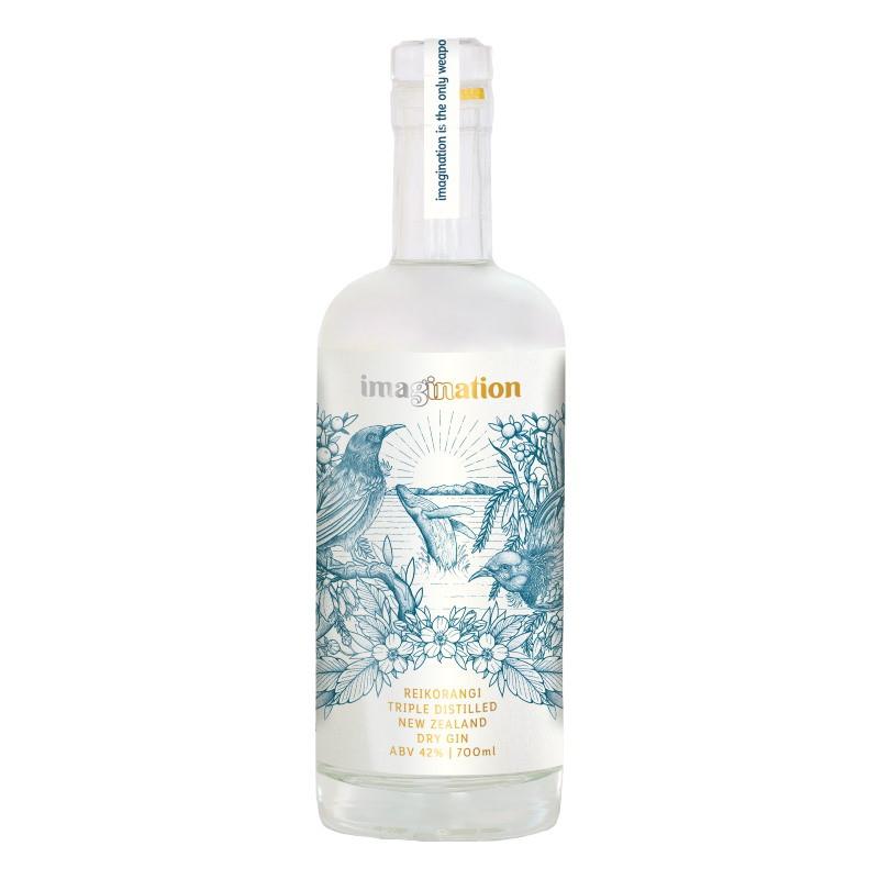 ImaGINation Reikorangi Dry Gin