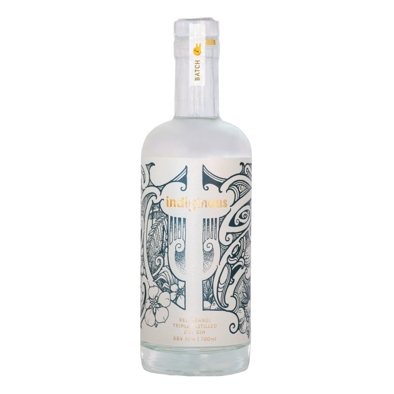 Indiginous Reikorangi Dry Gin