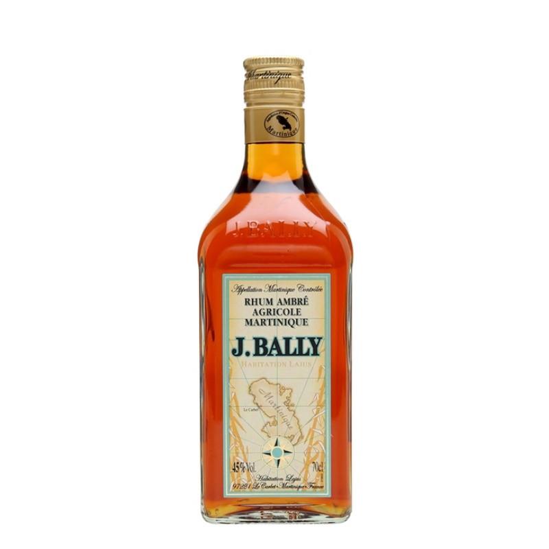 J Bally Rhum Ambre