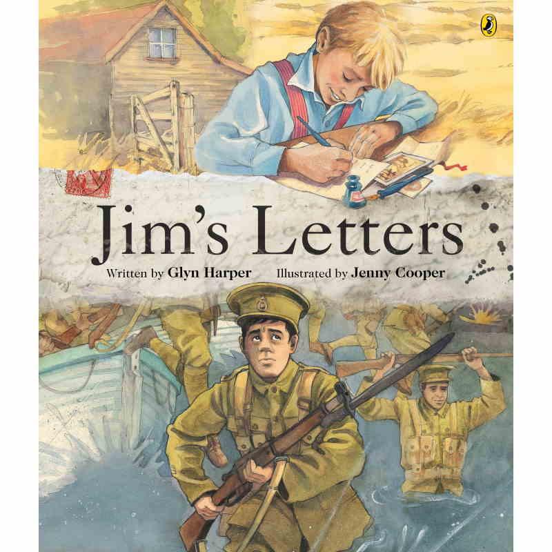 Jim's Letters