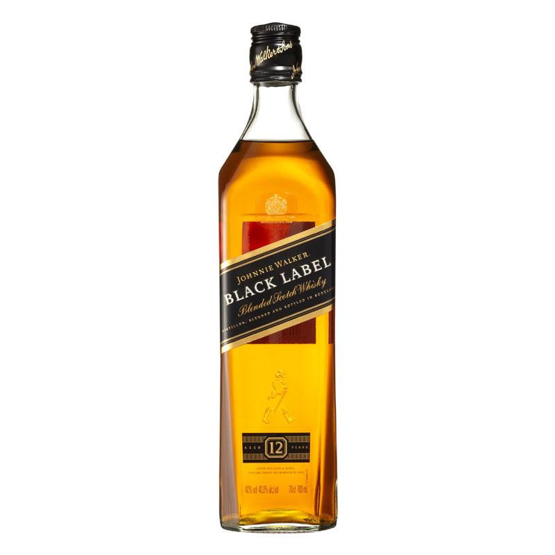 Premium Black Label: Johnnie Walker Black Label 700ml