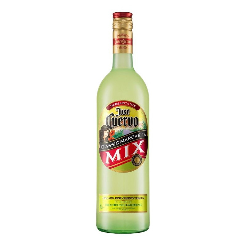 Jose Cuervo Margarita Mix Lime