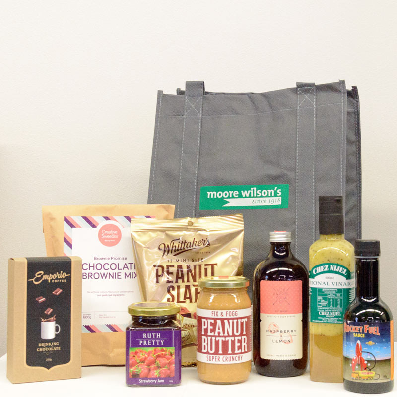 Pantry Gift Pack Wellington shopping bag