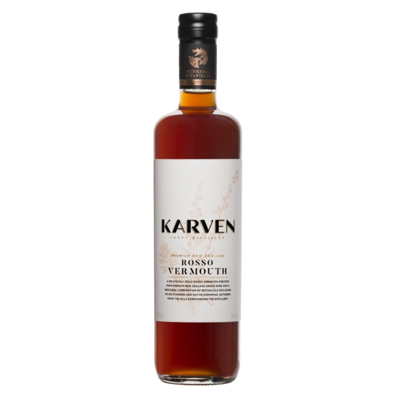 Karven Rosso New Zealand Vermouth
