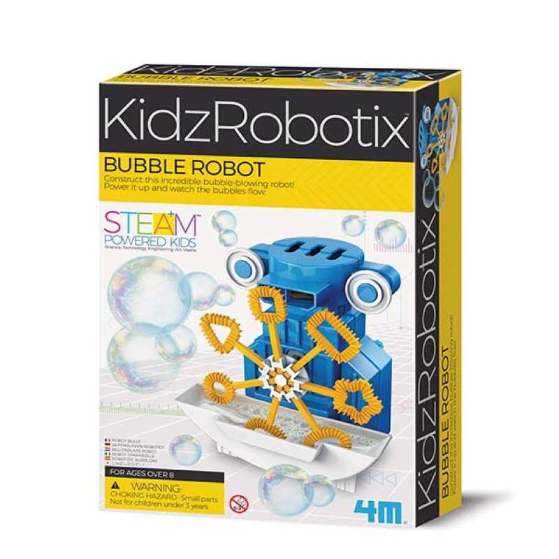 Kidz Robotix Bubble Robot