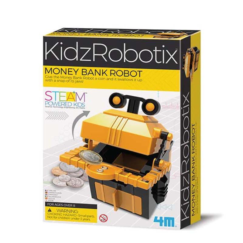 Kidz Robotix Money Bank Robot