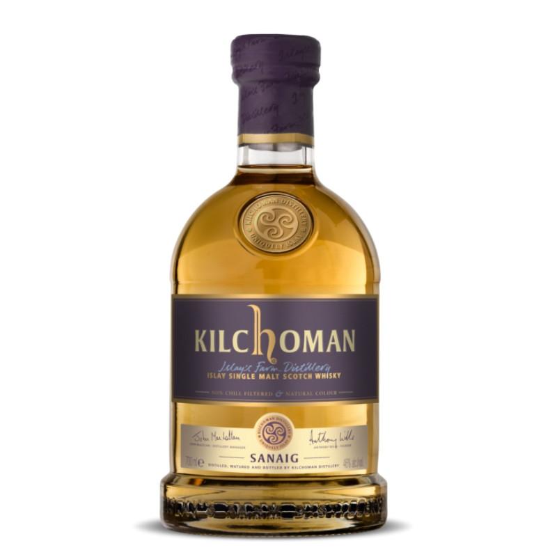 Kilchoman Islay Single Malt Whisky Sanaig