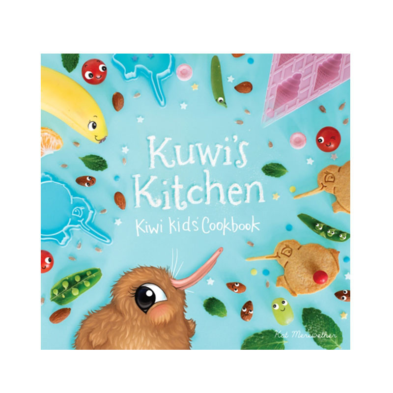 Kuwi's Kitchen Kids Cookbook
