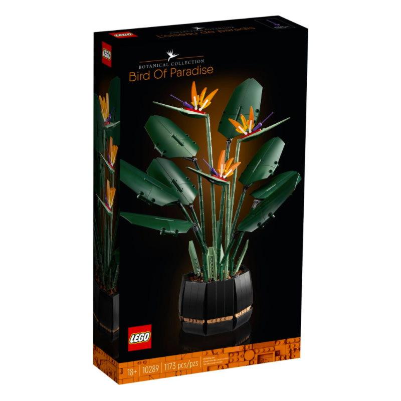 Lego Botanical Collection Bird Of Paradise