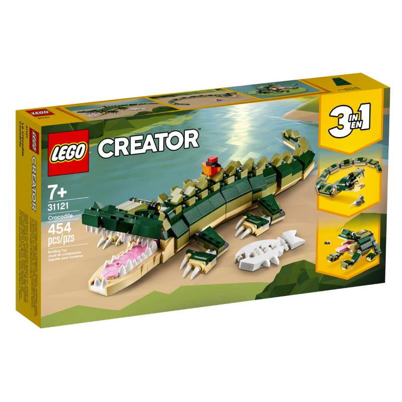 Lego Creator 3-in-1 Crocodile