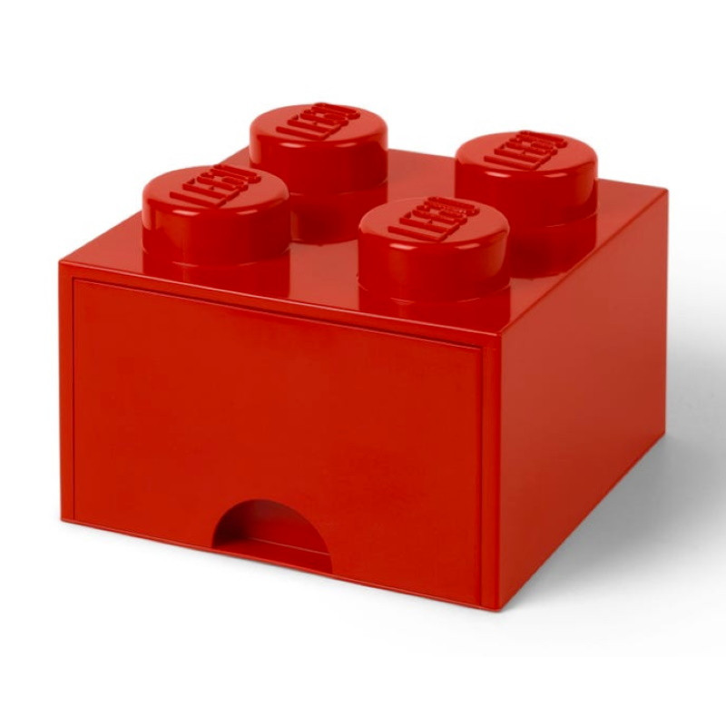 Lego 4 Stud Storage Brick Drawer