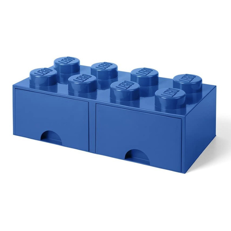 Lego 8 Stud Storage Brick Drawer