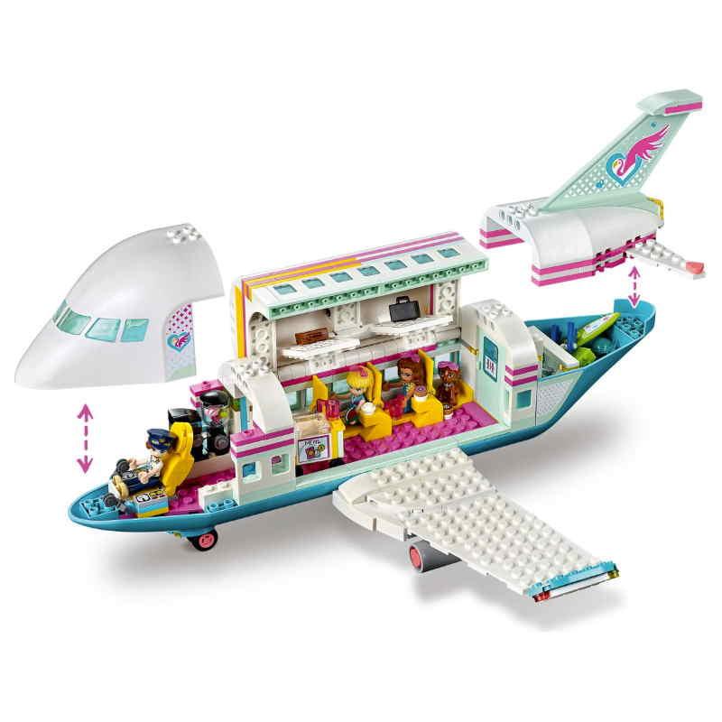 Lego Friends Heartlake City Airplane - Moore Wilson's