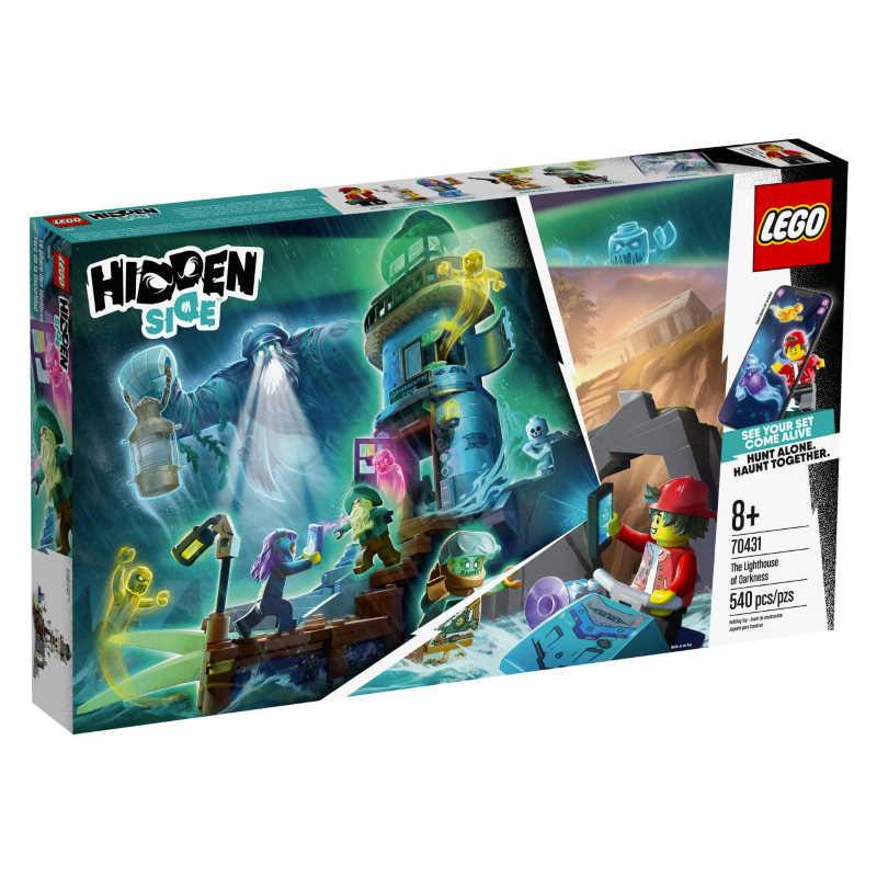 Lego Hidden Side Lighthouse Of Darkness