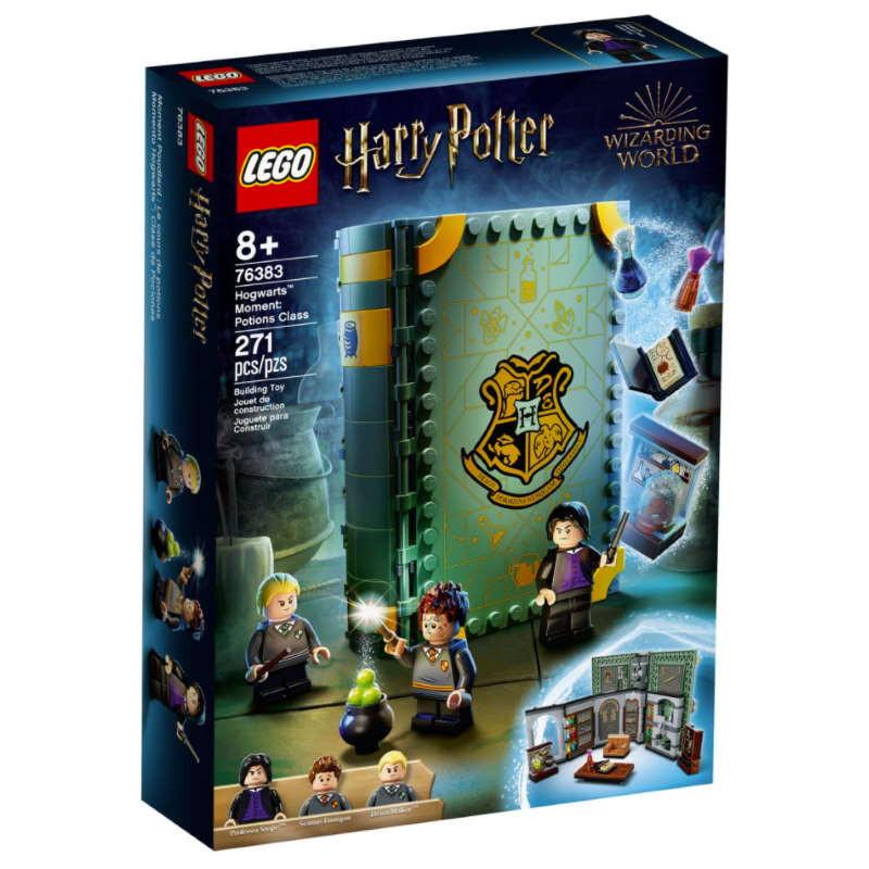 Lego Harry Potter Hogwarts Moment: Potions Class