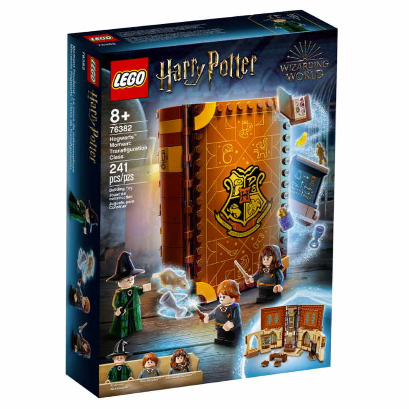 Lego Harry Potter Hogwarts Moment: Transfiguration Class