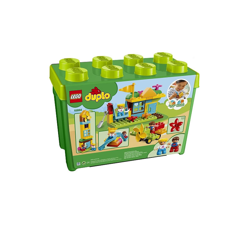 Lego Large Playground Brick Box